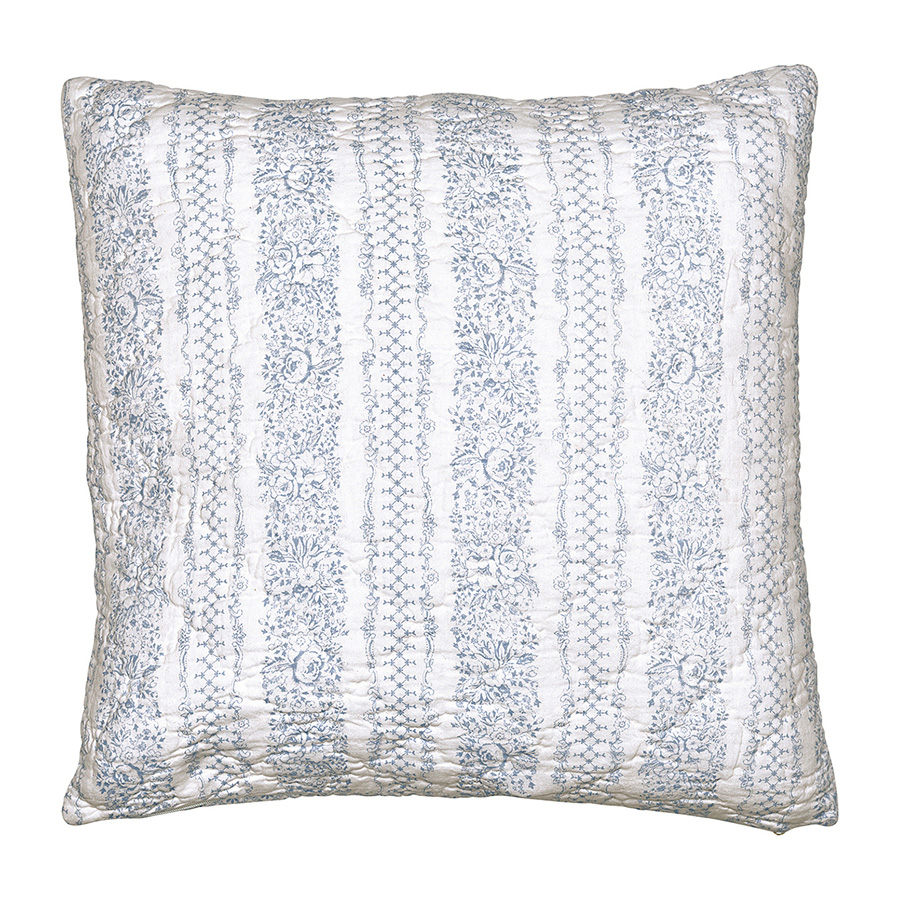 greengate kissenh lle jenny dusty blue 50x50 online kaufen emil paula. Black Bedroom Furniture Sets. Home Design Ideas