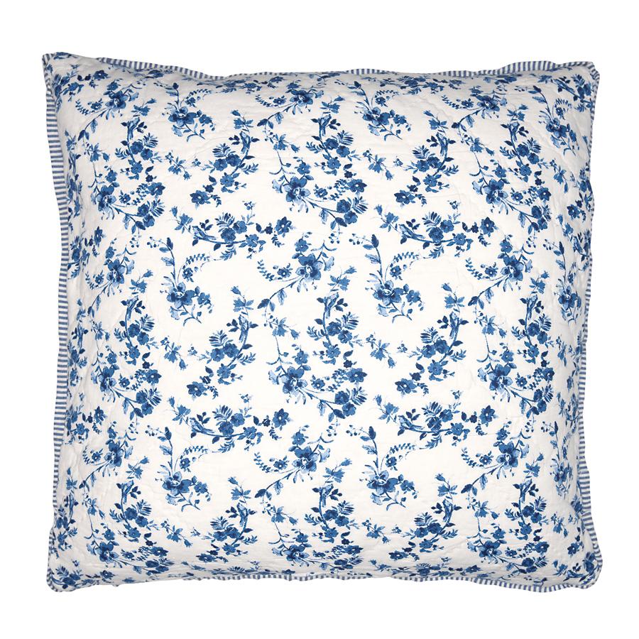 greengate kissenh lle vanessa blue 50x50 online kaufen emil paula. Black Bedroom Furniture Sets. Home Design Ideas