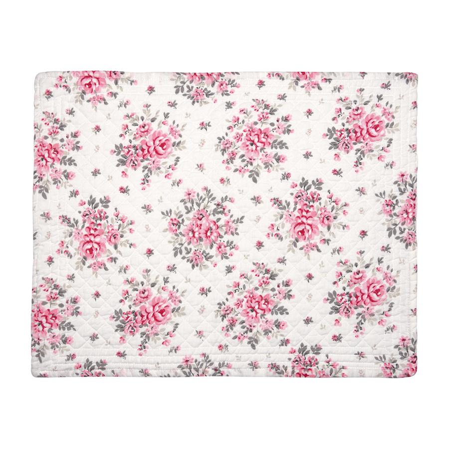 greengate platzset flora white 35x45 online kaufen emil paula. Black Bedroom Furniture Sets. Home Design Ideas