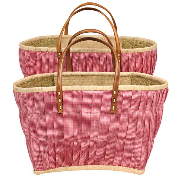 dee7f54659857 Rice Tasche Vichy Karo Rot online kaufen