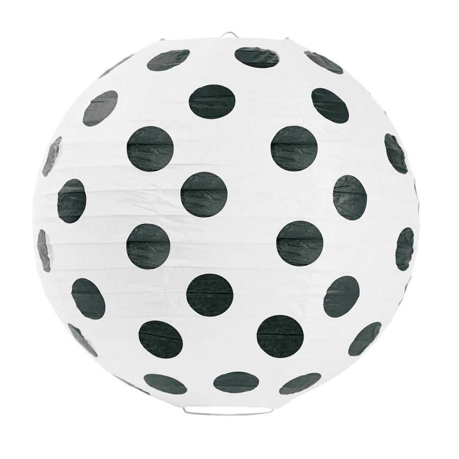miss toile reislampe big black dots klein online kaufen emil paula. Black Bedroom Furniture Sets. Home Design Ideas
