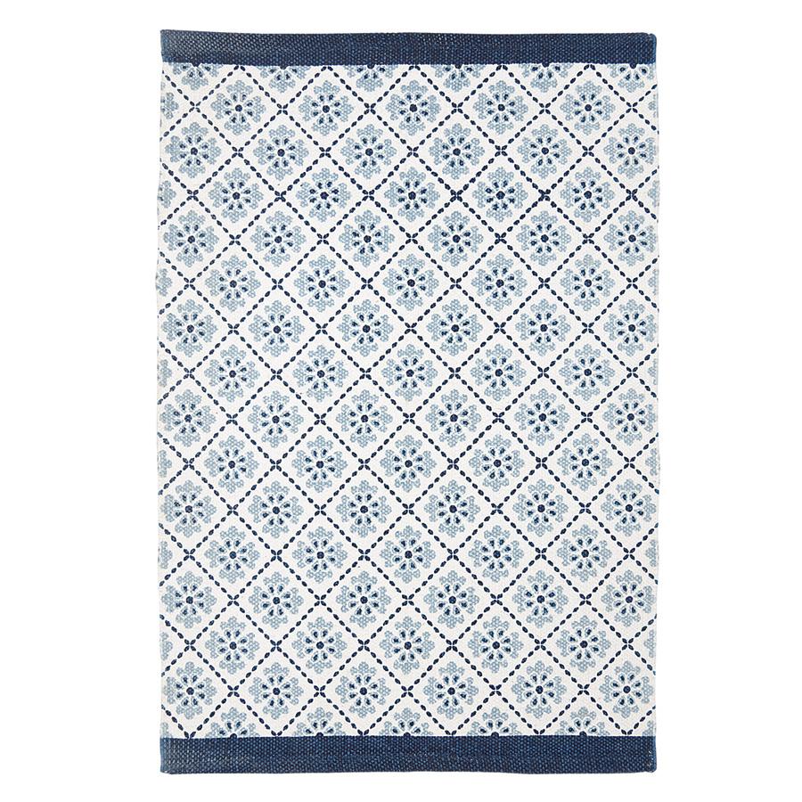 greengate teppich isolde blue 60 x 90 cm online kaufen emil paula. Black Bedroom Furniture Sets. Home Design Ideas