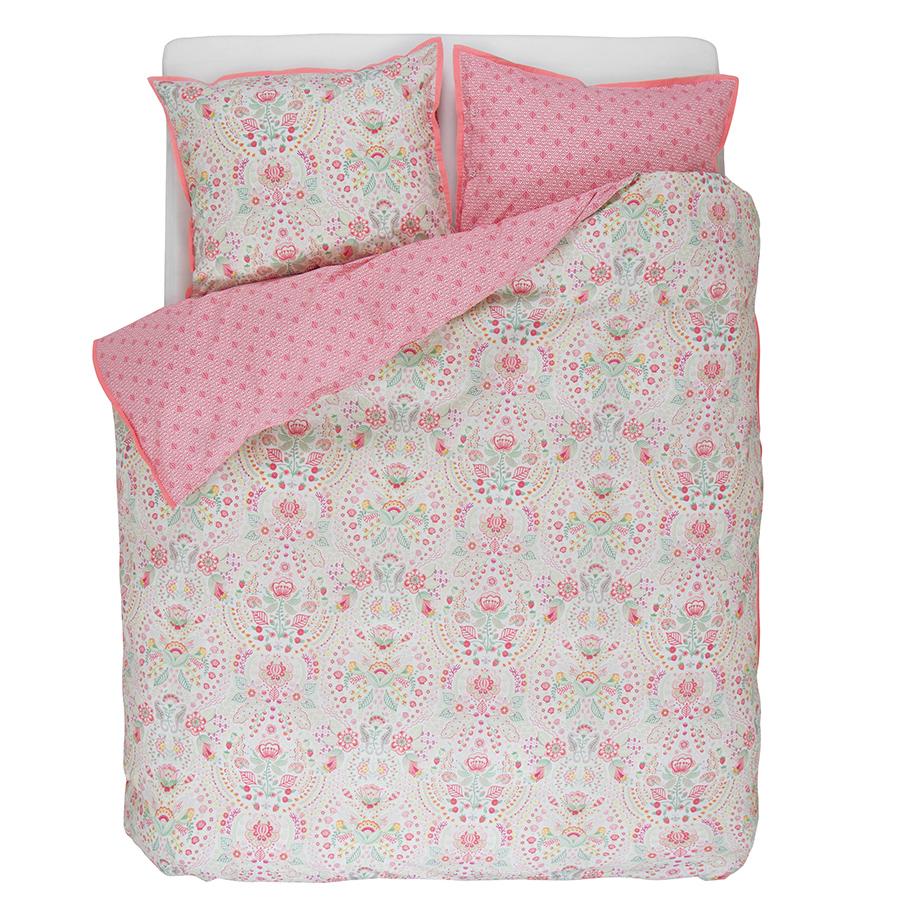 pip studio bettw sche sea stitch pink 155 x 220 cm. Black Bedroom Furniture Sets. Home Design Ideas
