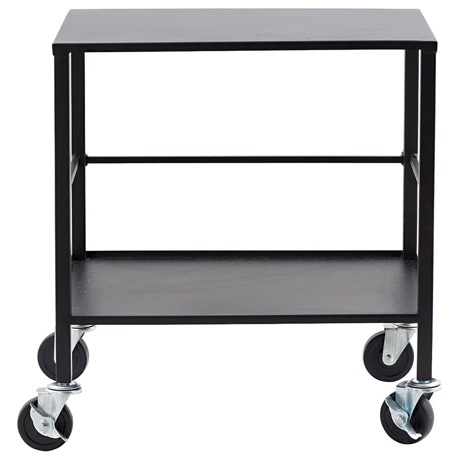 house doctor teewagen office schwarz online kaufen emil paula. Black Bedroom Furniture Sets. Home Design Ideas