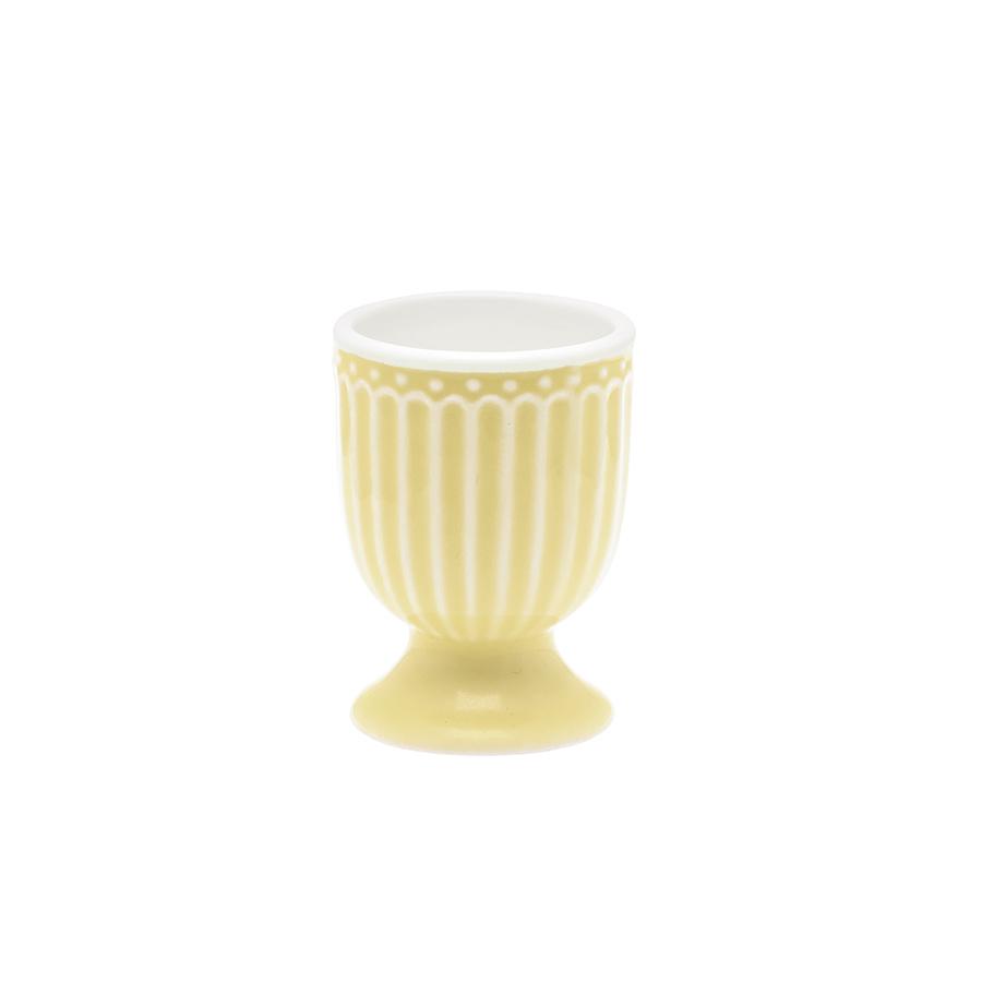 greengate eierbecher alice pale yellow online kaufen. Black Bedroom Furniture Sets. Home Design Ideas