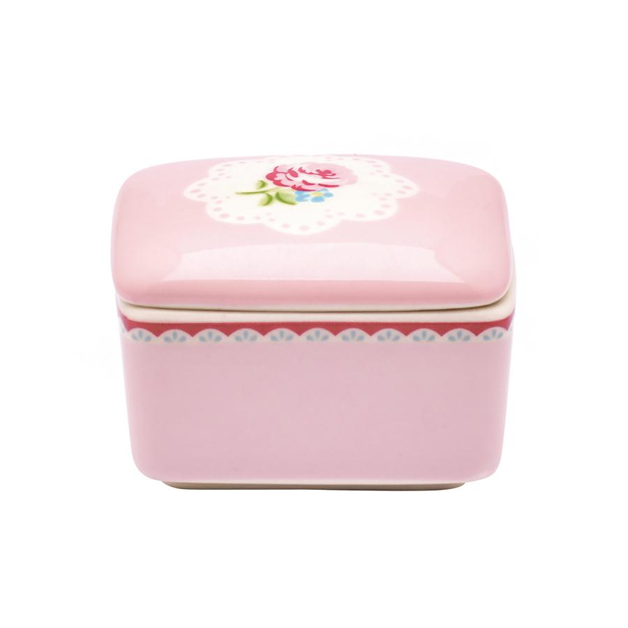greengate schmuckk stchen tammie pale pink small online kaufen emil paula. Black Bedroom Furniture Sets. Home Design Ideas