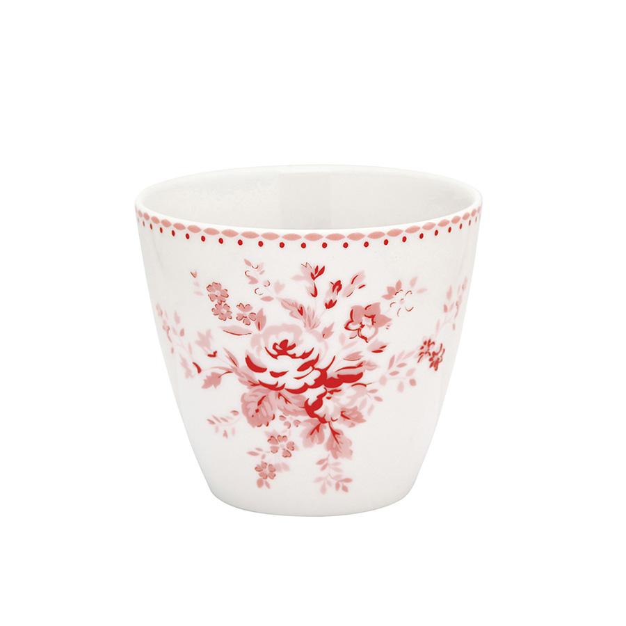 greengate latte cup becher abelone raspberry online kaufen. Black Bedroom Furniture Sets. Home Design Ideas