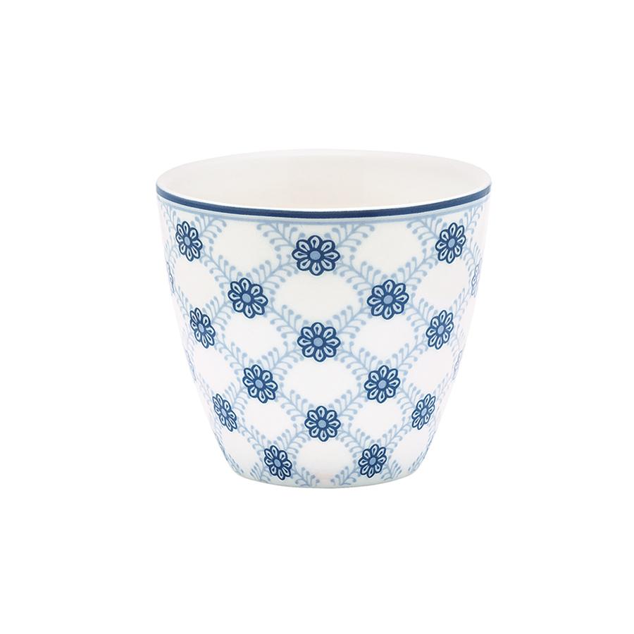 greengate latte cup becher lolly blue online kaufen emil. Black Bedroom Furniture Sets. Home Design Ideas