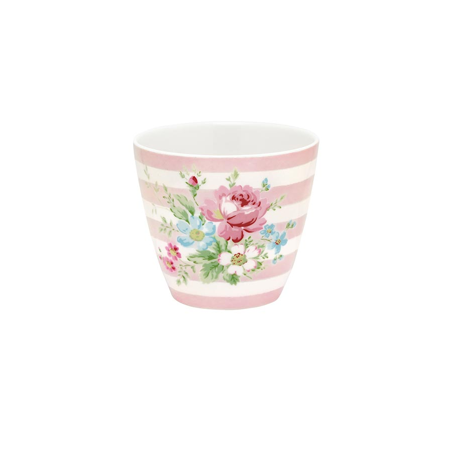greengate latte cup becher marie pale pink online kaufen. Black Bedroom Furniture Sets. Home Design Ideas
