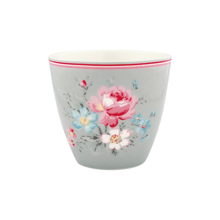 greengate latte cup marie grey online kaufen emil paula. Black Bedroom Furniture Sets. Home Design Ideas