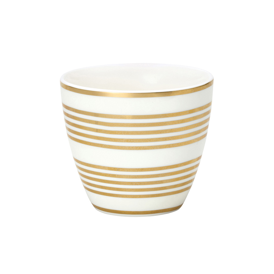 greengate latte cup thiana gold online kaufen emil paula. Black Bedroom Furniture Sets. Home Design Ideas
