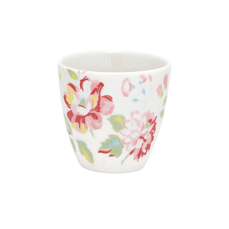 greengate mini latte cup amanda white online kaufen emil. Black Bedroom Furniture Sets. Home Design Ideas