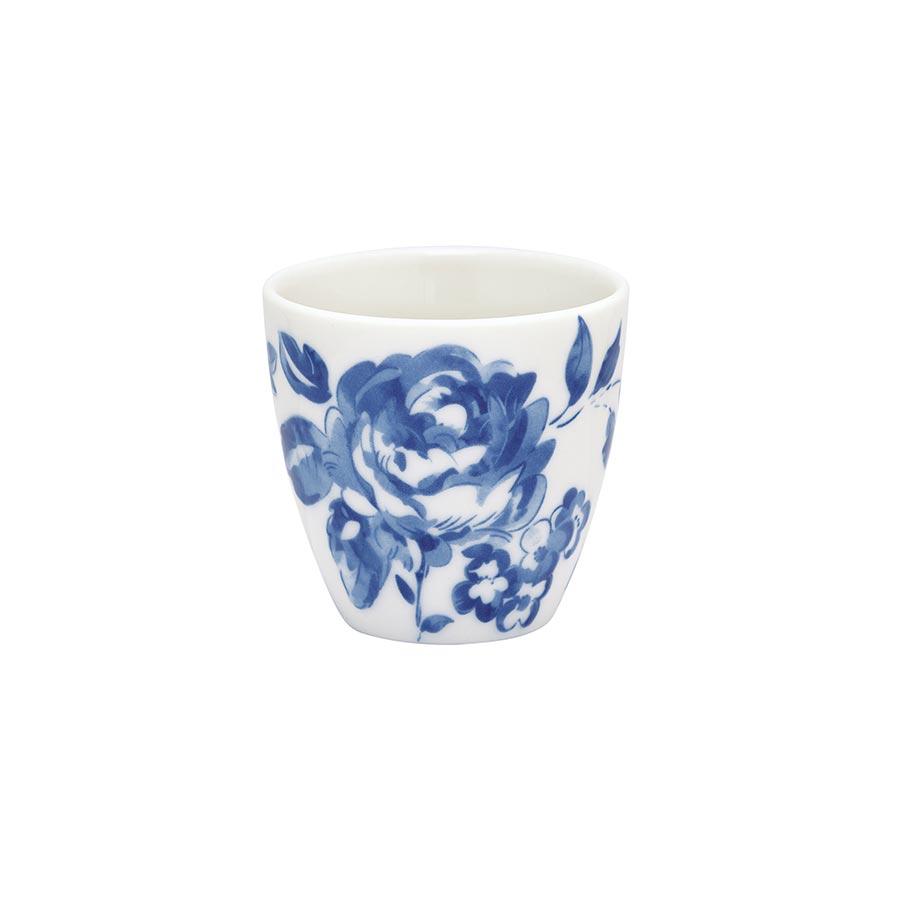 greengate mini latte cup amanda indigo online kaufen. Black Bedroom Furniture Sets. Home Design Ideas