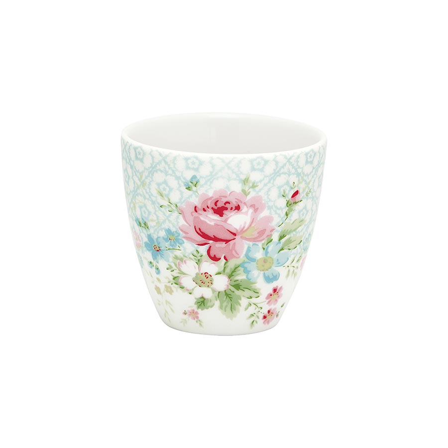greengate mini latte cup marie pale blue online kaufen. Black Bedroom Furniture Sets. Home Design Ideas