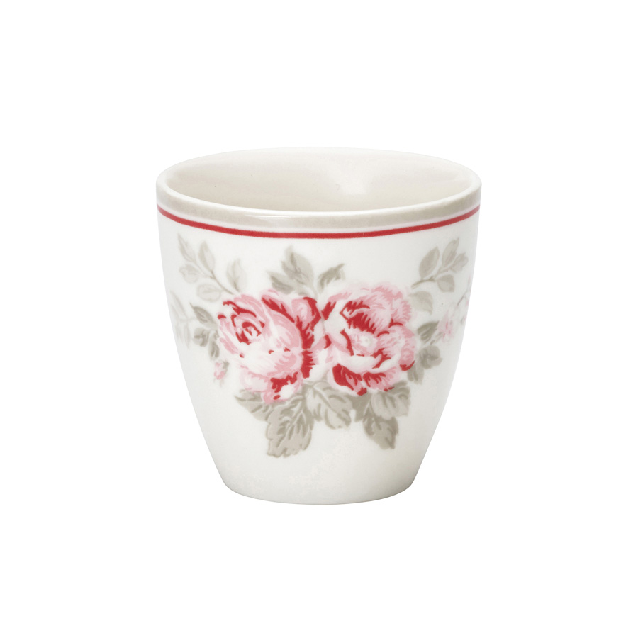 greengate mini latte cup shirley linen online kaufen. Black Bedroom Furniture Sets. Home Design Ideas