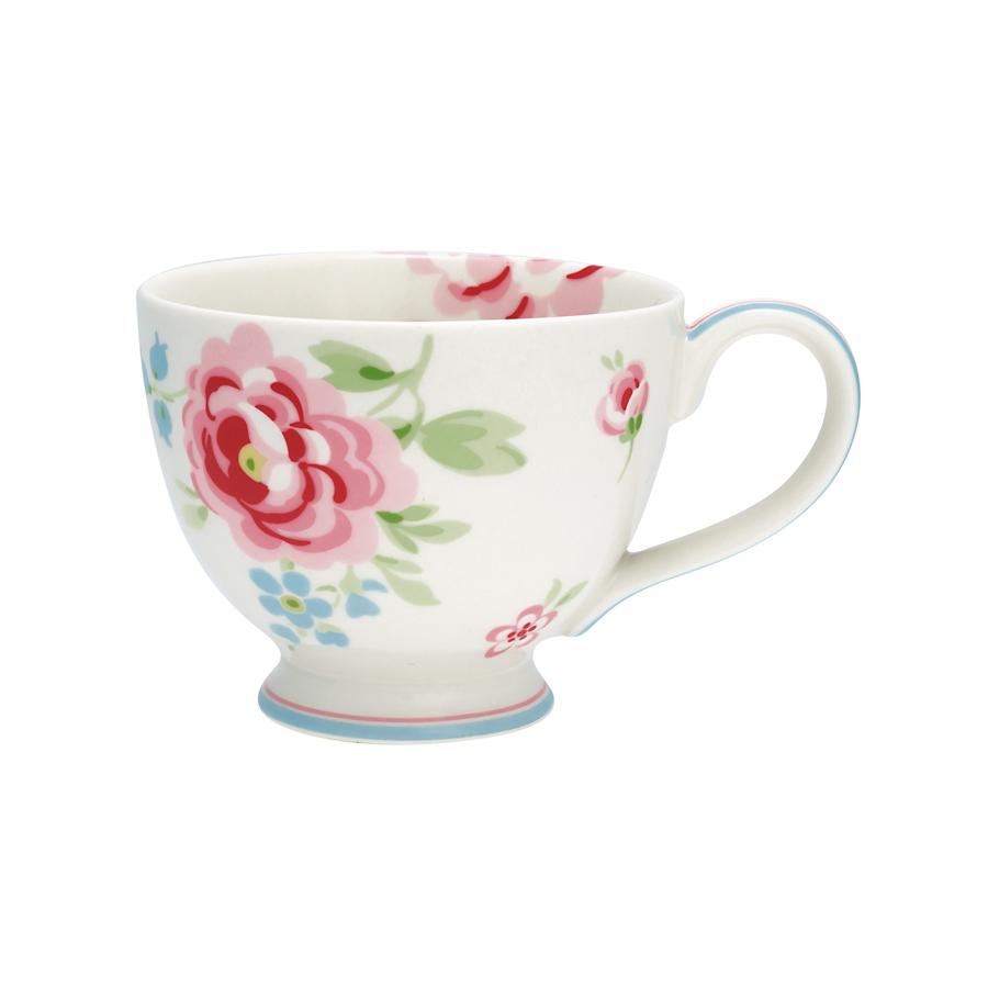 GreenGate Tee-Tasse Meryl White online kaufen | Emil & Paula