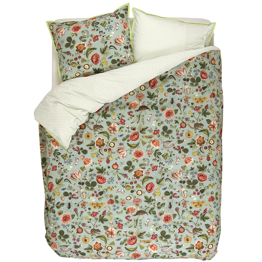 green cotton bettw sche my blog. Black Bedroom Furniture Sets. Home Design Ideas
