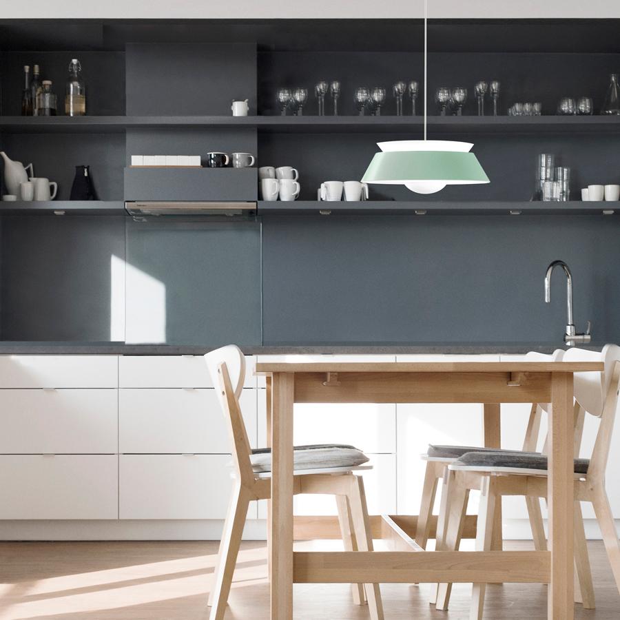 vita copenhagen lampenschirm cuna white online kaufen emil paula. Black Bedroom Furniture Sets. Home Design Ideas