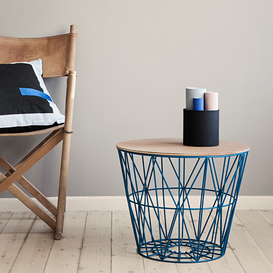 ferm living kissen fragment hellblau online kaufen emil. Black Bedroom Furniture Sets. Home Design Ideas