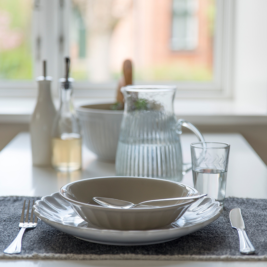ib laursen suppenteller mynte latte online kaufen emil. Black Bedroom Furniture Sets. Home Design Ideas