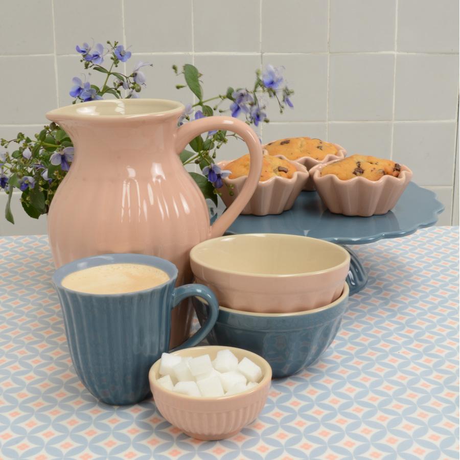 ib laursen schalen 3er set mynte cornflower online kaufen emil paula. Black Bedroom Furniture Sets. Home Design Ideas