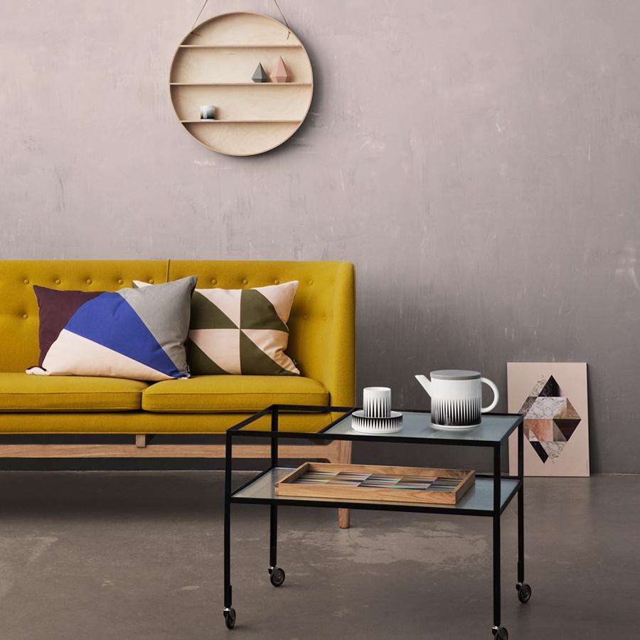 ferm living spear tray tablett large online kaufen. Black Bedroom Furniture Sets. Home Design Ideas