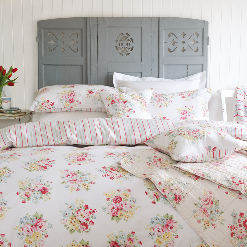 cath kidston bettw sche spring bouquet online kaufen. Black Bedroom Furniture Sets. Home Design Ideas