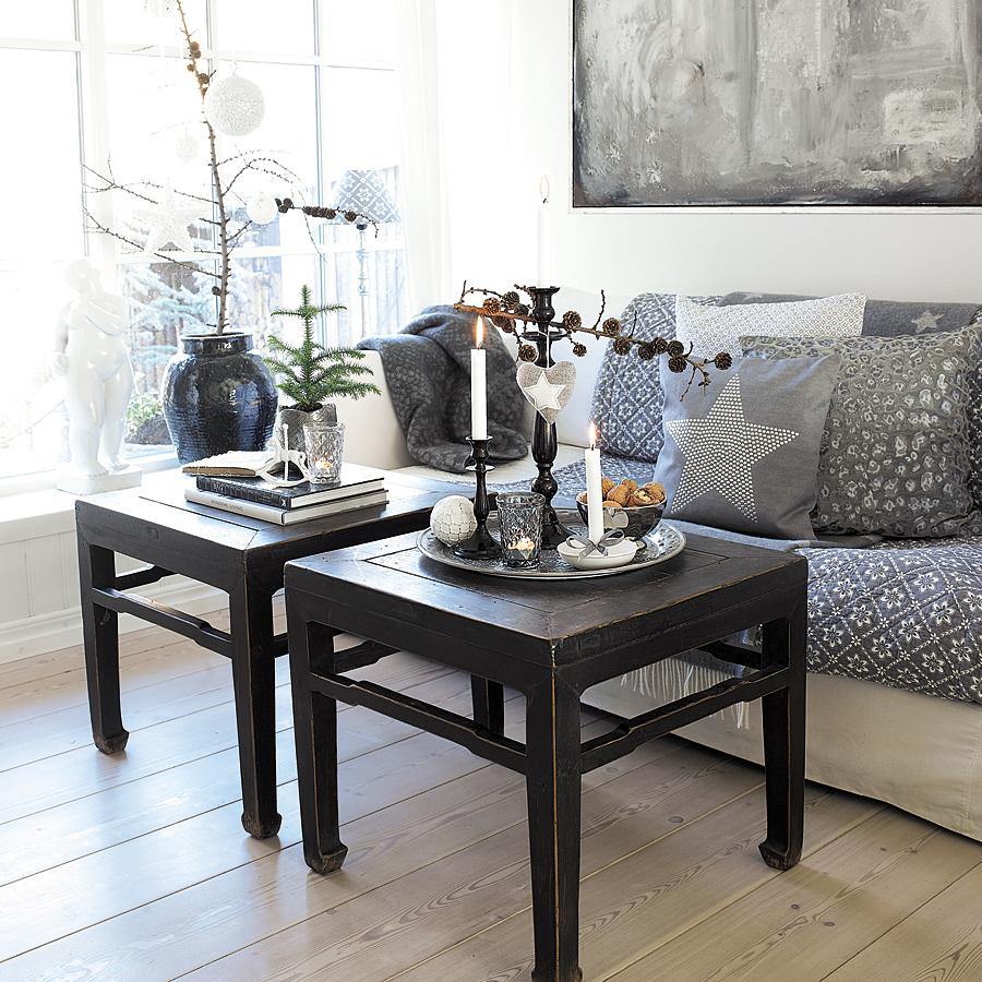 greengate kerzenst nder schwarz 41 cm online kaufen emil. Black Bedroom Furniture Sets. Home Design Ideas