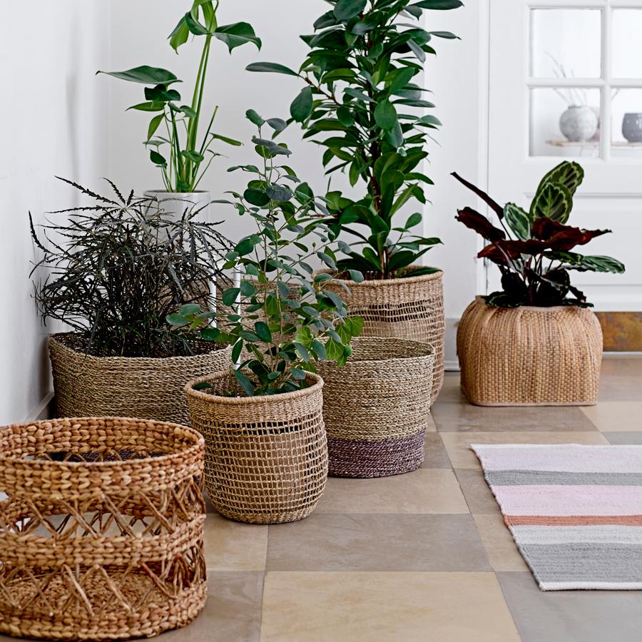 bloomingville korb nature 2er set online kaufen emil paula. Black Bedroom Furniture Sets. Home Design Ideas