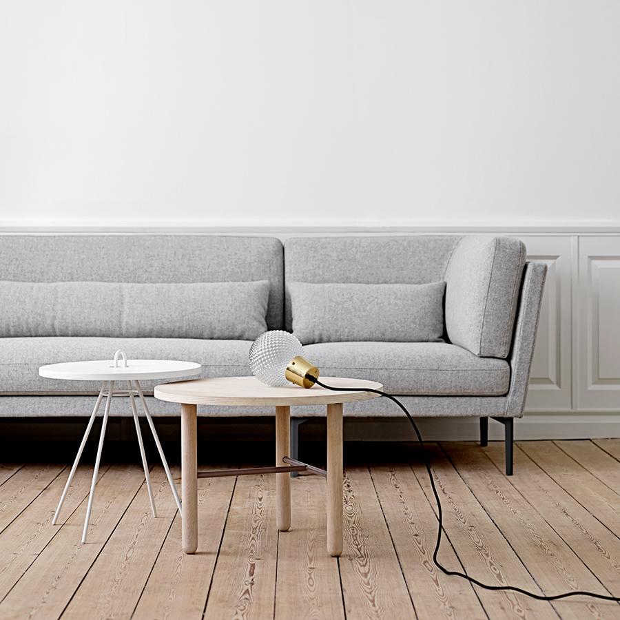 bloomingville beistelltisch chloe white online kaufen emil paula. Black Bedroom Furniture Sets. Home Design Ideas