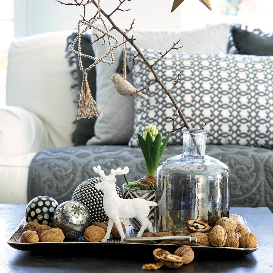 Greengate dekokugel mit metallapplikation black groß online kaufen ...