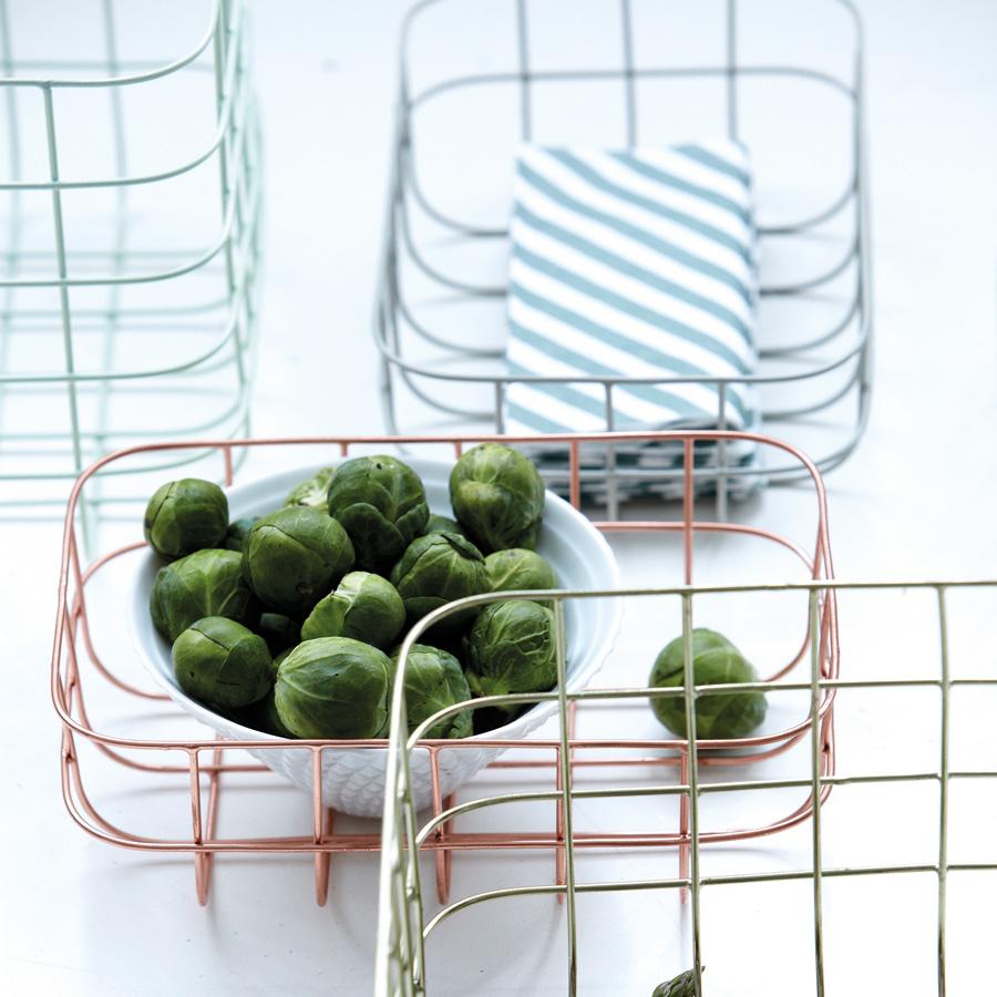 house doctor korb set simply glanzgold online kaufen. Black Bedroom Furniture Sets. Home Design Ideas