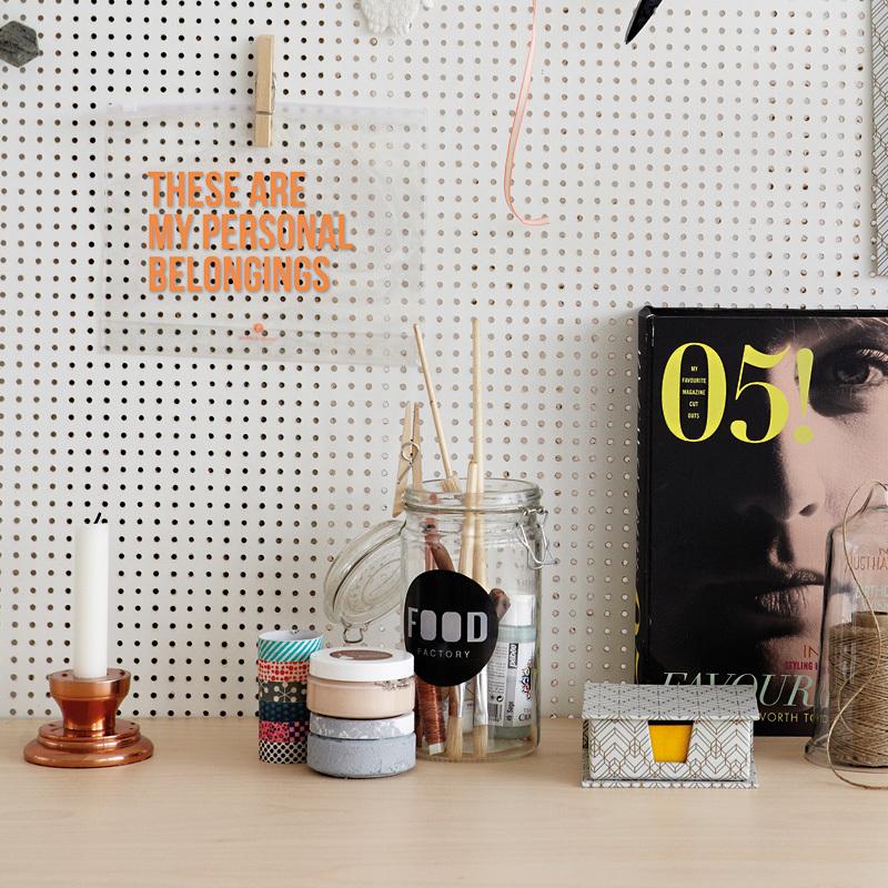 house doctor kerzenst nder liva kupfer online kaufen. Black Bedroom Furniture Sets. Home Design Ideas