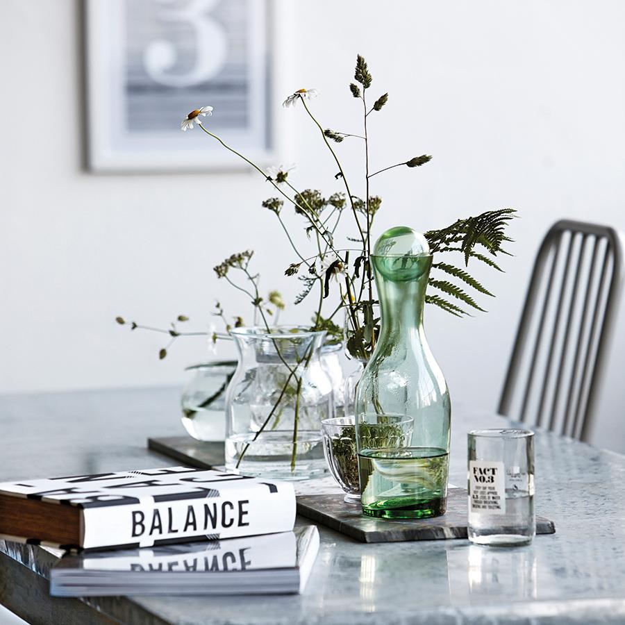 house doctor geschenkset karaffe und 4 gl ser online kaufen emil paula. Black Bedroom Furniture Sets. Home Design Ideas