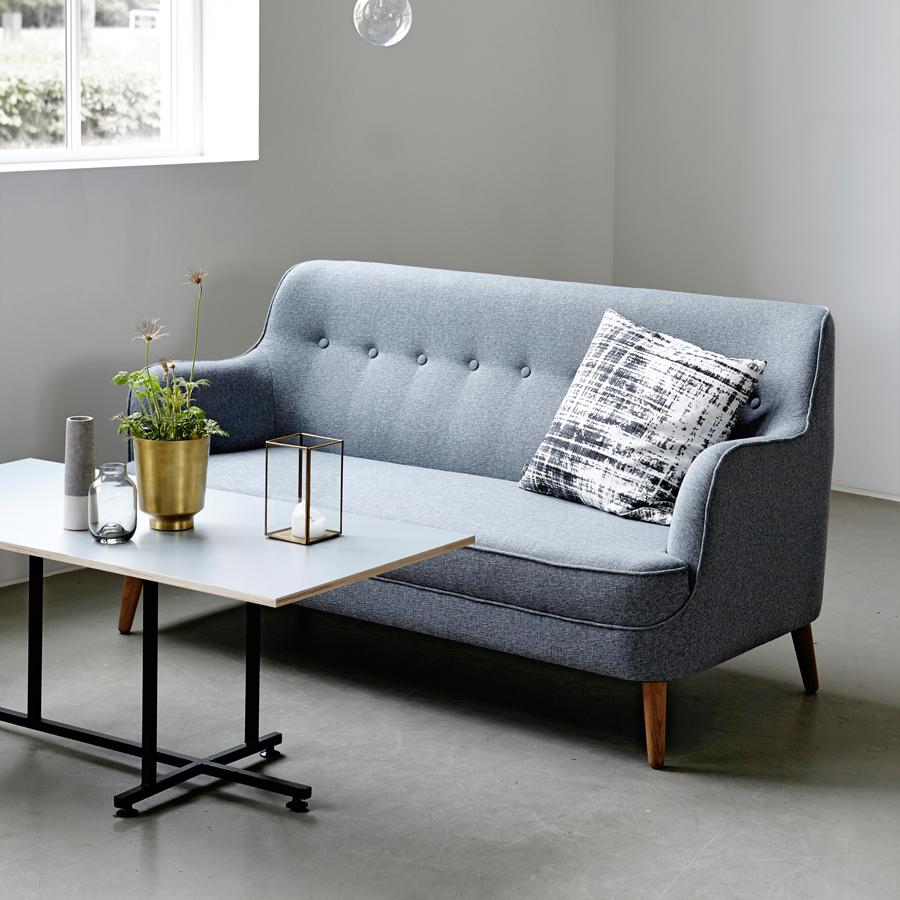 house doctor blumentopf oli messing online kaufen emil paula. Black Bedroom Furniture Sets. Home Design Ideas