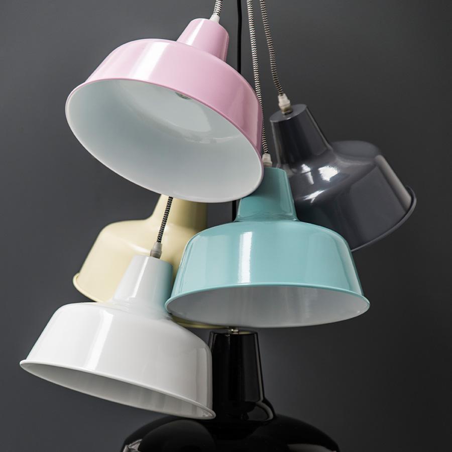 ib laursen mynte lampe metall pastellgelb online kaufen emil paula. Black Bedroom Furniture Sets. Home Design Ideas