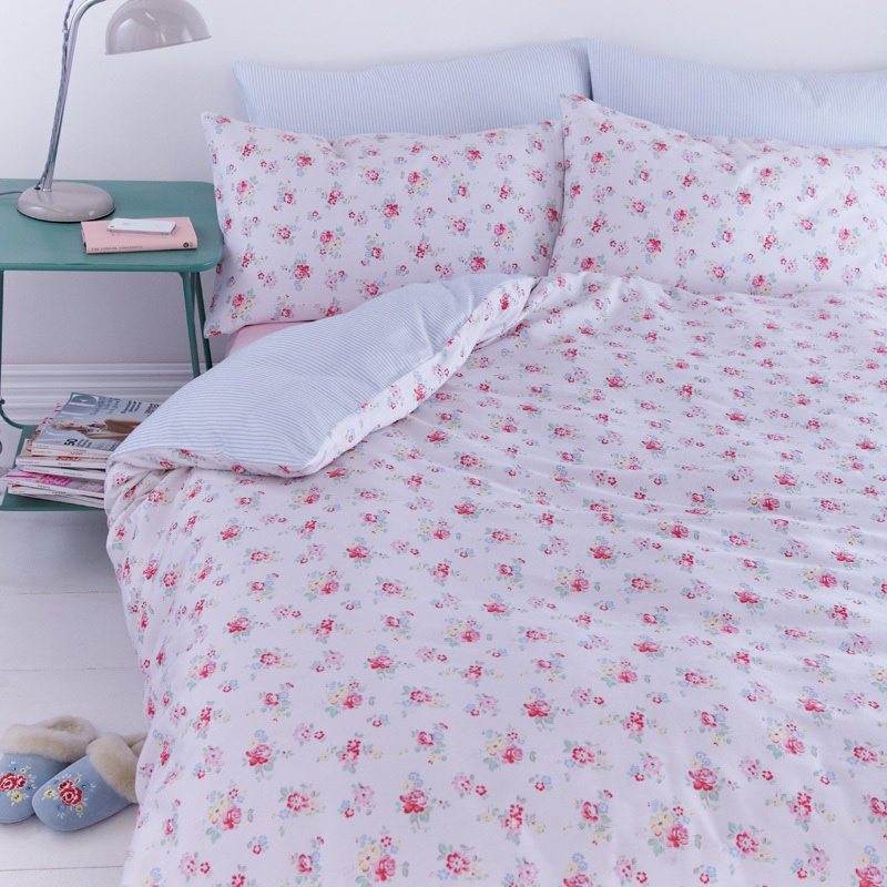 rosen bettw sche m belideen. Black Bedroom Furniture Sets. Home Design Ideas