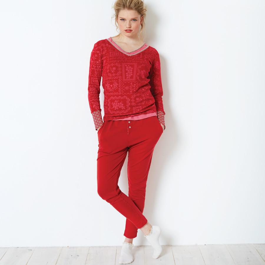 pip studio hose bchino red online kaufen emil paula. Black Bedroom Furniture Sets. Home Design Ideas