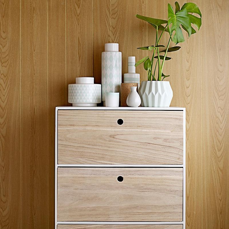 bloomingville vase wei mint schlank online kaufen emil. Black Bedroom Furniture Sets. Home Design Ideas
