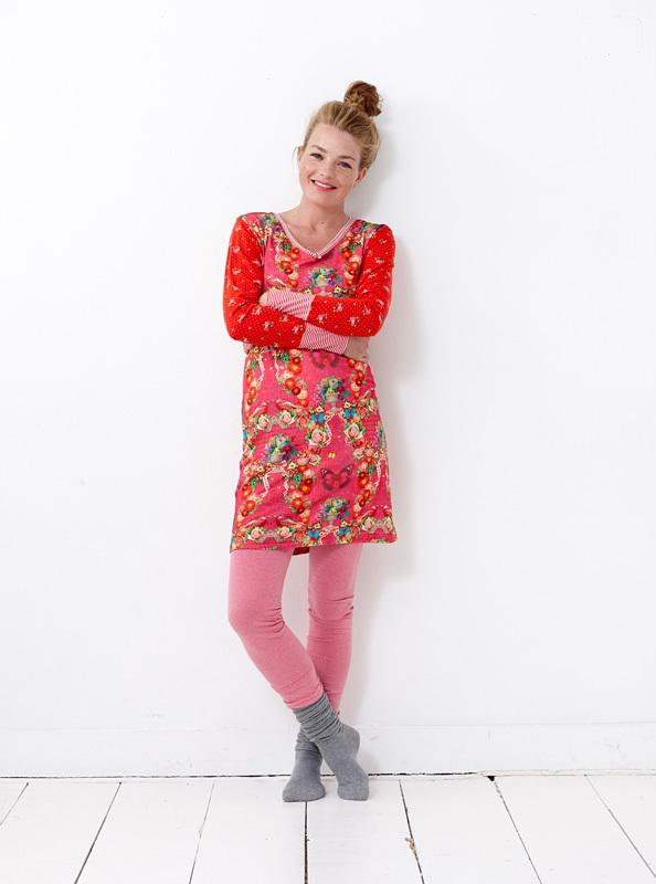 pip studio hose bobbi melee pink l online kaufen emil paula. Black Bedroom Furniture Sets. Home Design Ideas