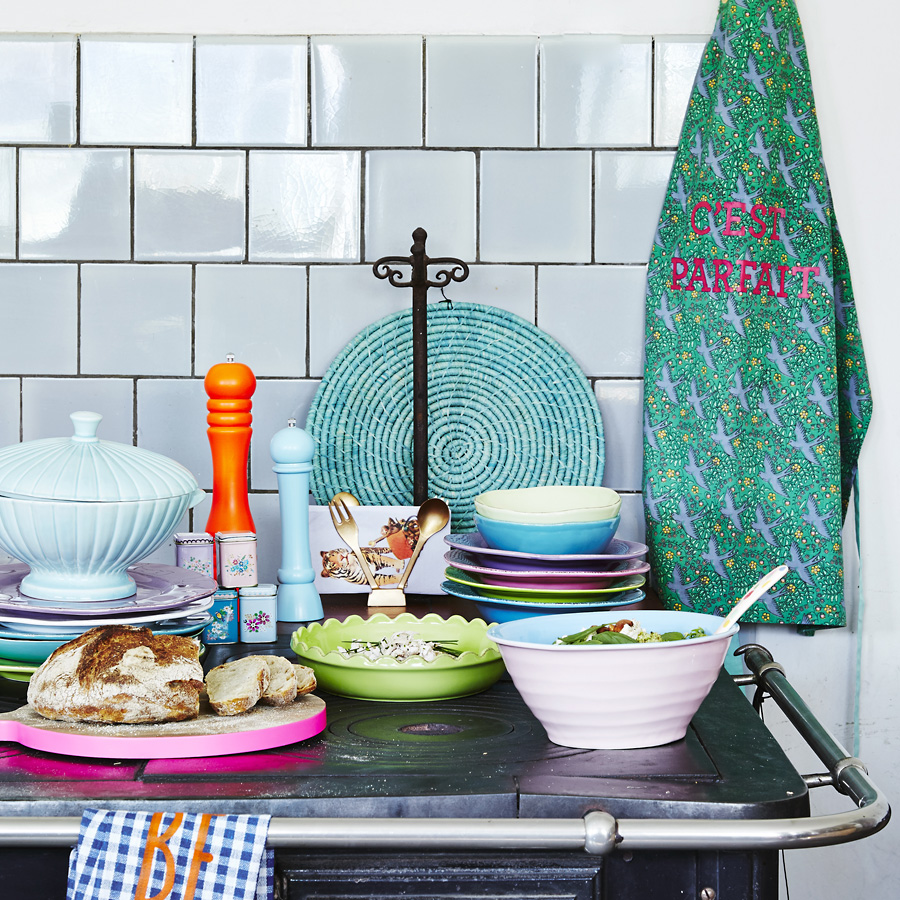 rice gro e pfefferm hle aus holz neon coral online kaufen emil paula. Black Bedroom Furniture Sets. Home Design Ideas