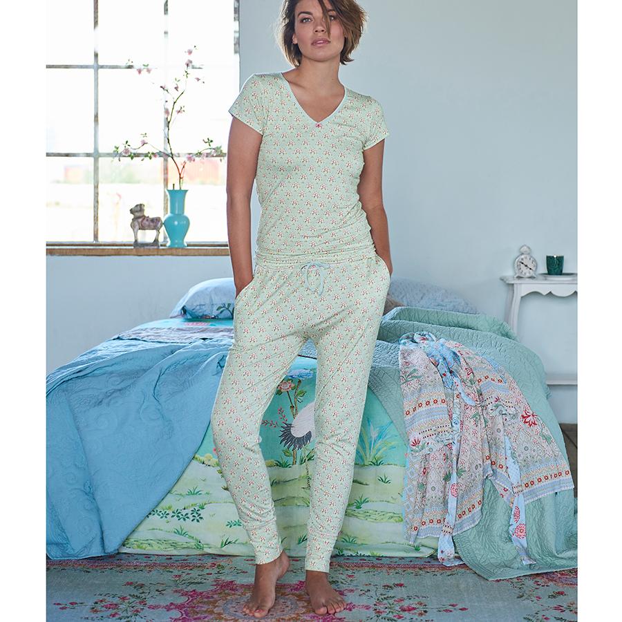 pip studio hose bobien mumbai heart blue s online kaufen emil paula. Black Bedroom Furniture Sets. Home Design Ideas