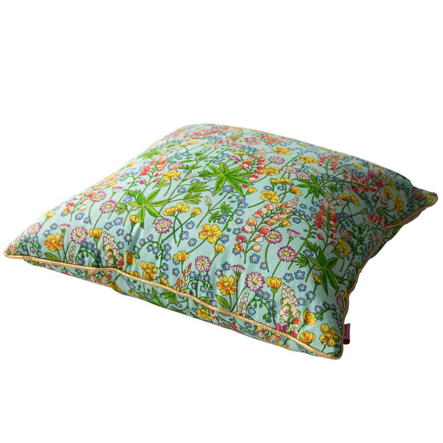 rice kissen lupin print 40 x 40 online kaufen emil paula. Black Bedroom Furniture Sets. Home Design Ideas