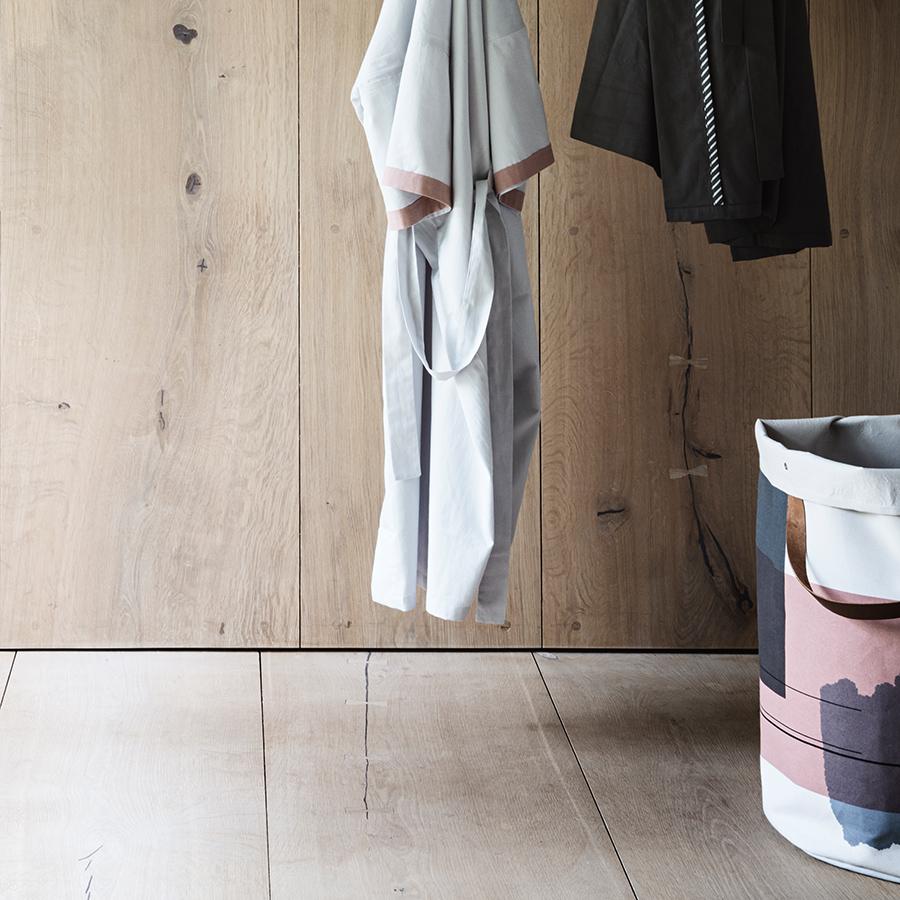 ferm living panier linge colour block acheter en ligne. Black Bedroom Furniture Sets. Home Design Ideas
