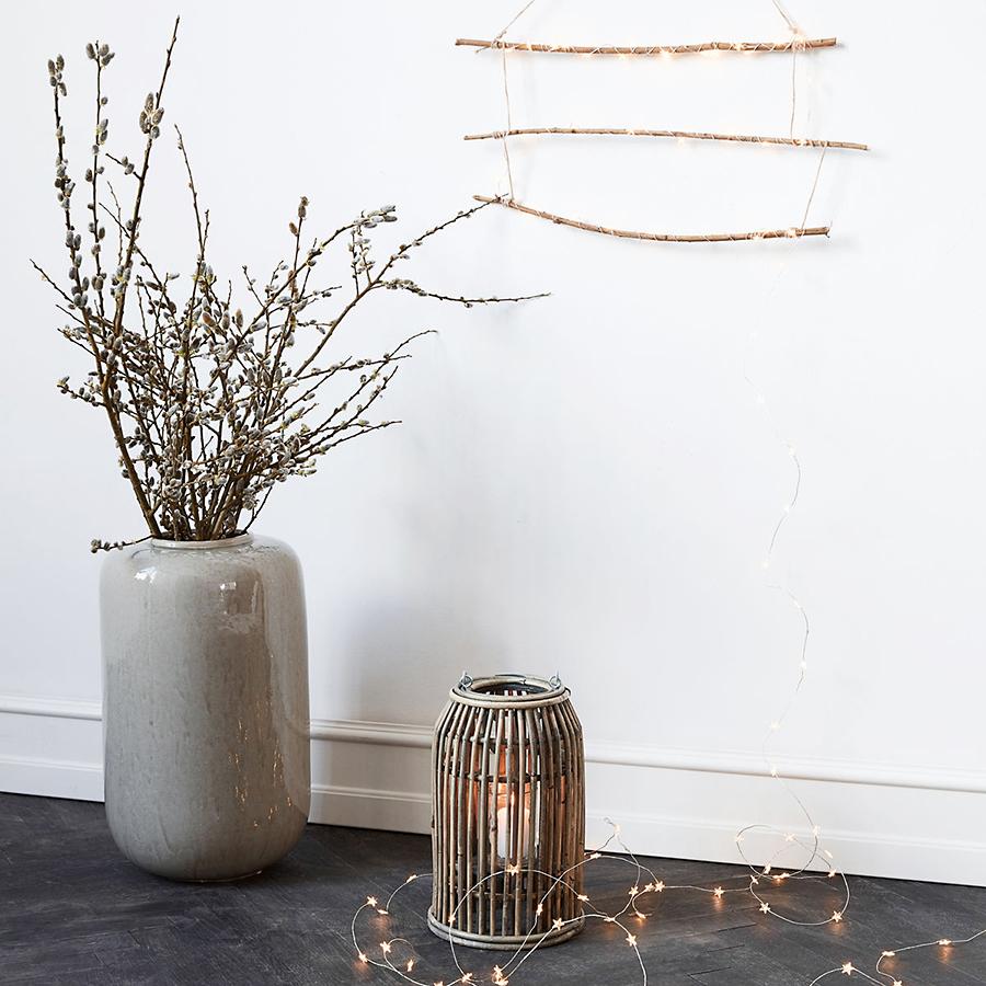 house doctor lichterkette star 100 led lichter 10 m online kaufen emil paula. Black Bedroom Furniture Sets. Home Design Ideas