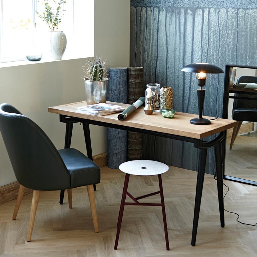 house doctor tischlampe opal dark petrol online kaufen. Black Bedroom Furniture Sets. Home Design Ideas