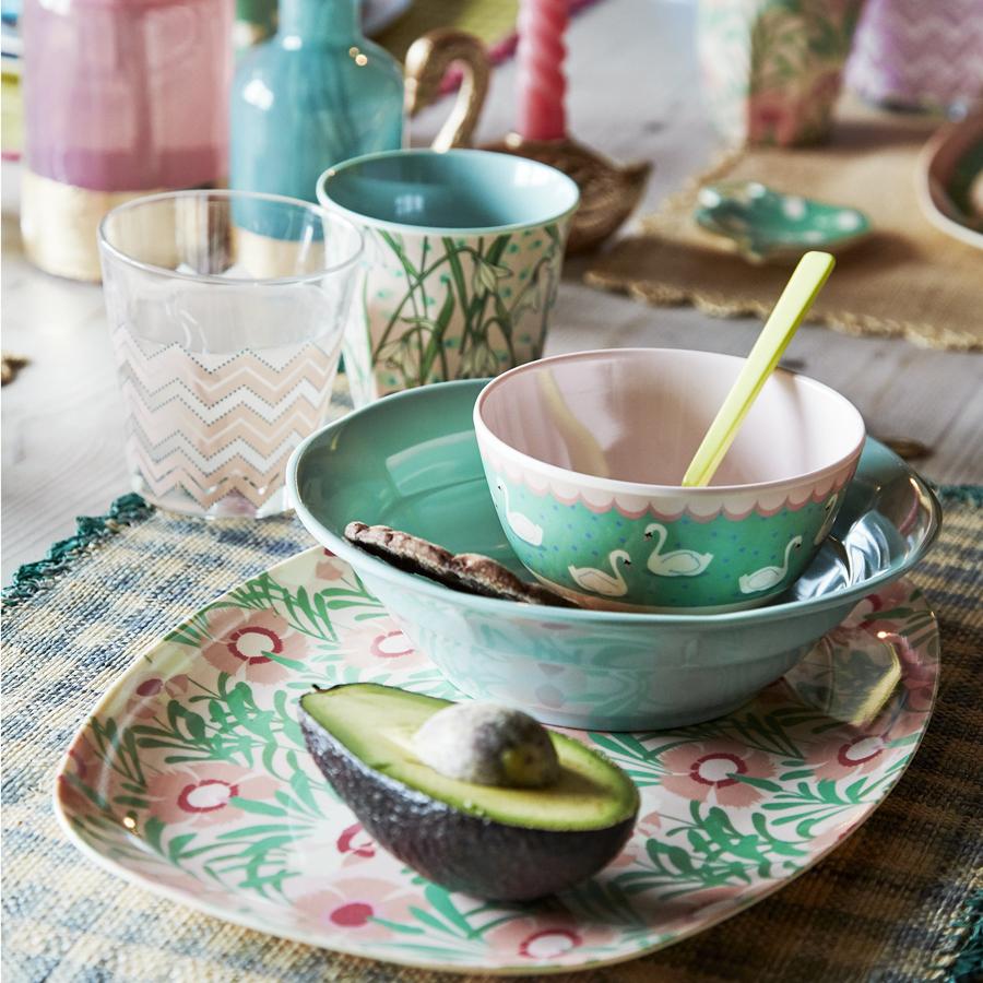 rice melamin suppenteller khaki online kaufen emil paula. Black Bedroom Furniture Sets. Home Design Ideas