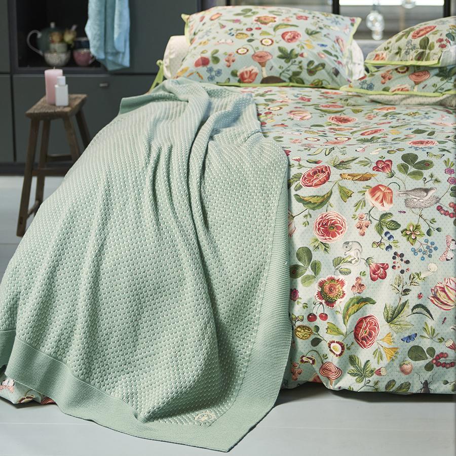 pip studio bettw sche woodsy blue green online kaufen emil paula. Black Bedroom Furniture Sets. Home Design Ideas