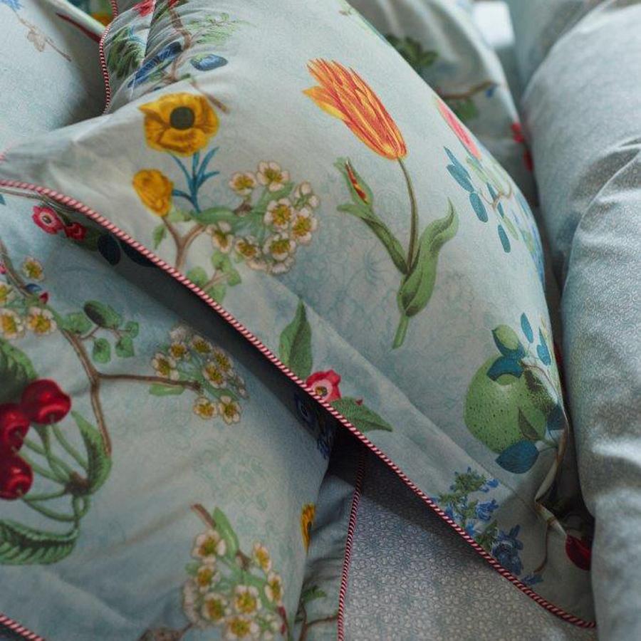 pip studio bettw sche cherry pip pigeon online kaufen emil paula. Black Bedroom Furniture Sets. Home Design Ideas