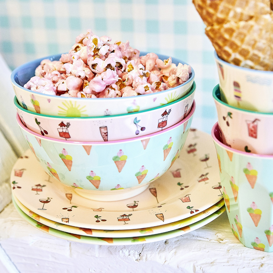 rice melamin becher ice cream online kaufen emil paula. Black Bedroom Furniture Sets. Home Design Ideas